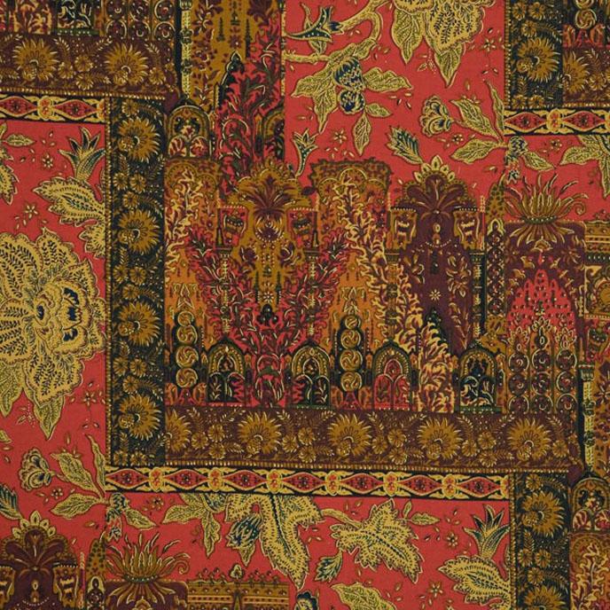 Kalinjar Main Print Fabric Thumbnail