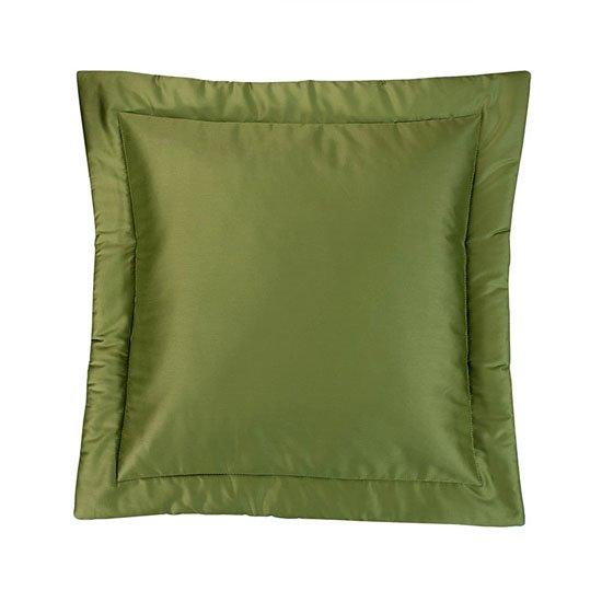 Cayman Solid Green Euro Sham Thumbnail