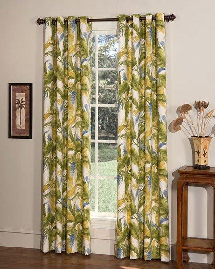 Cayman Grommet Curtains Thumbnail
