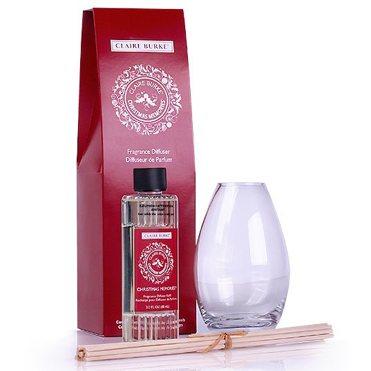 Claire Burke Christmas Memories Fragrance Diffuser Thumbnail