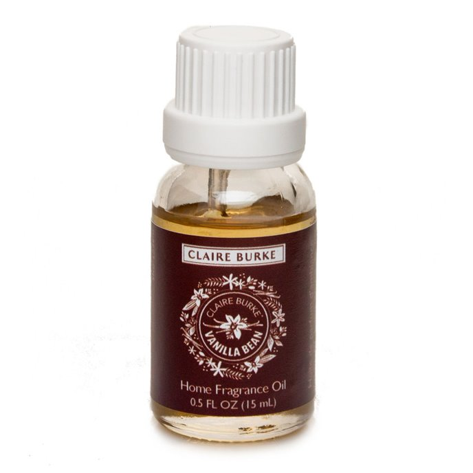 Claire Burke Vanilla Bean Home Fragrance Oil Thumbnail