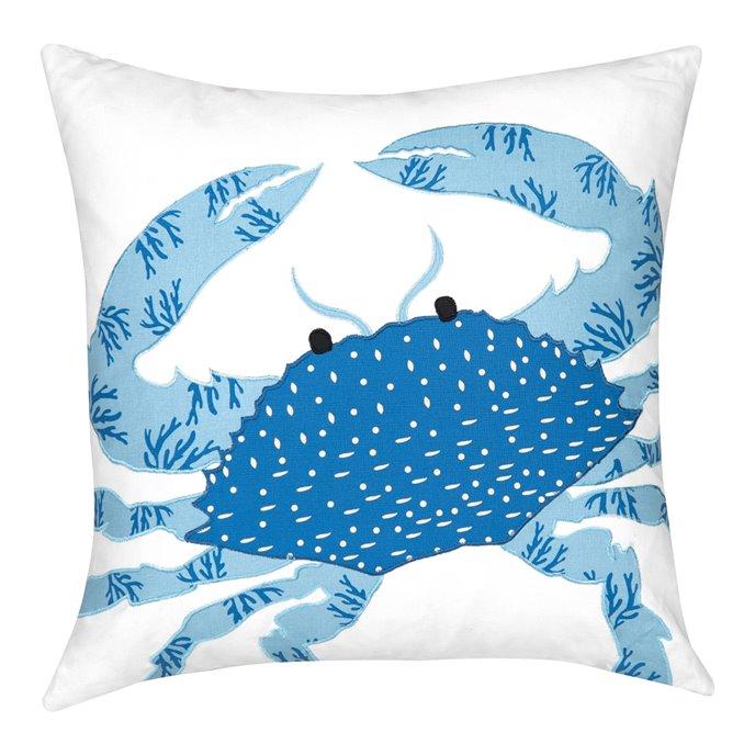 Brisbane Crab Pillow Thumbnail
