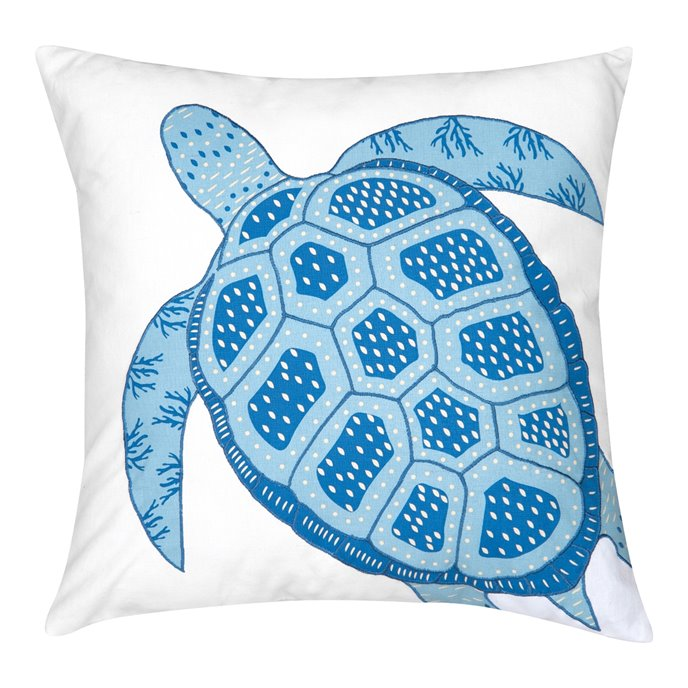 Brisbane Turtle Pillow Thumbnail