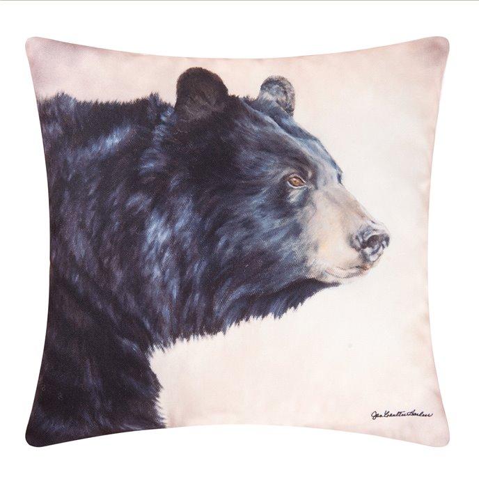 Caleb Bear Indoor/Outdoor Pillow Thumbnail