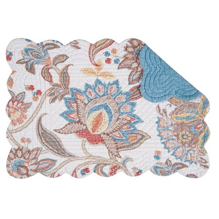 Lucianna Rectangular Quilted Placemat Thumbnail