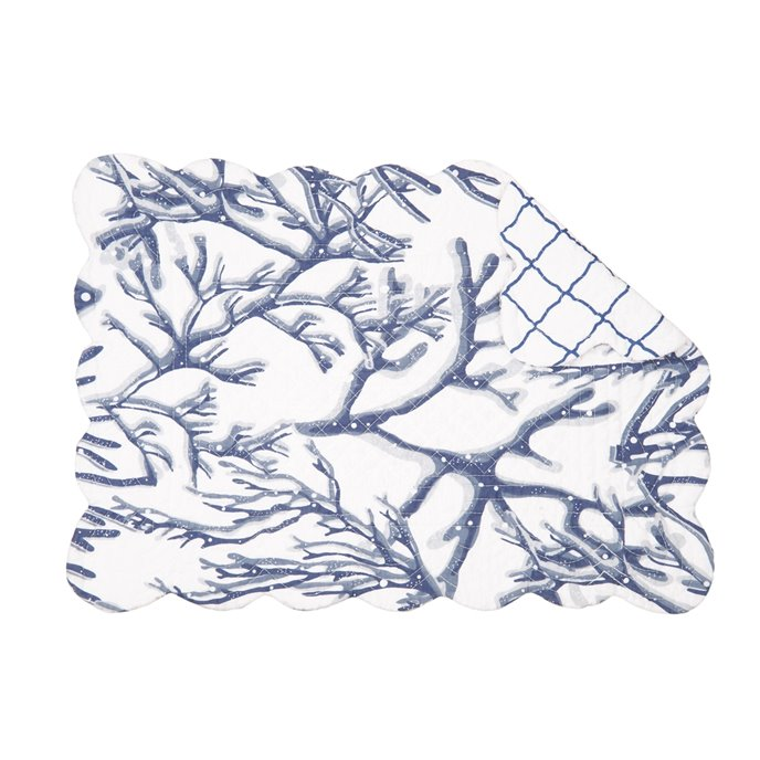 Oceanaire Rectangular Quilted Placemat Thumbnail