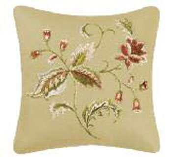 Amelia Embroidered Pillow Thumbnail