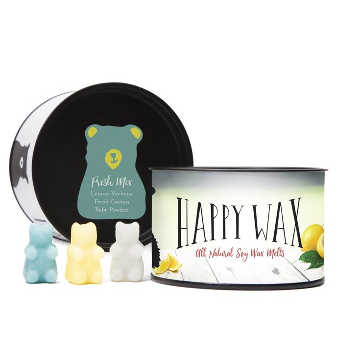 Happy Wax Fresh Mix Wax Melts Thumbnail