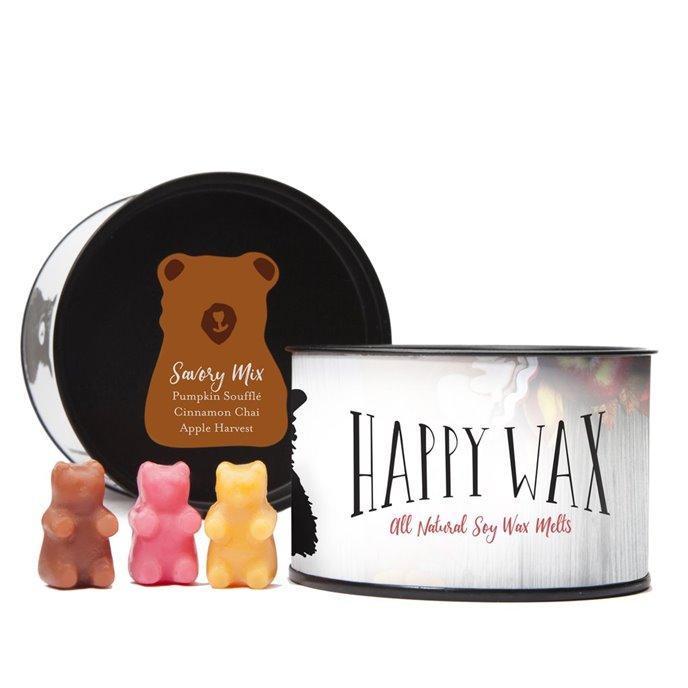 Happy Wax Savory Mix Wax Melts Thumbnail