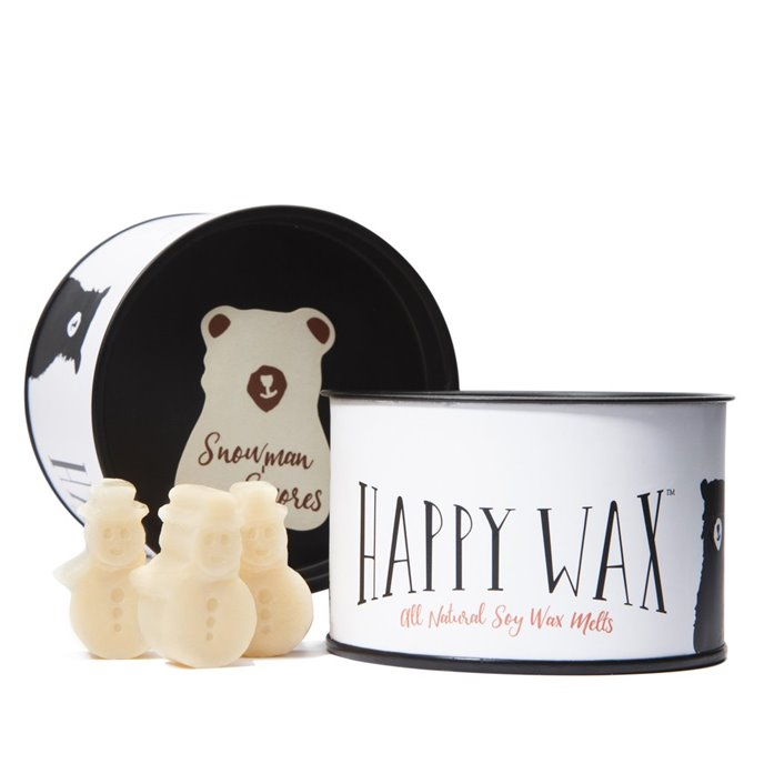 Happy Wax Snowman S'mores Wax Melts Thumbnail