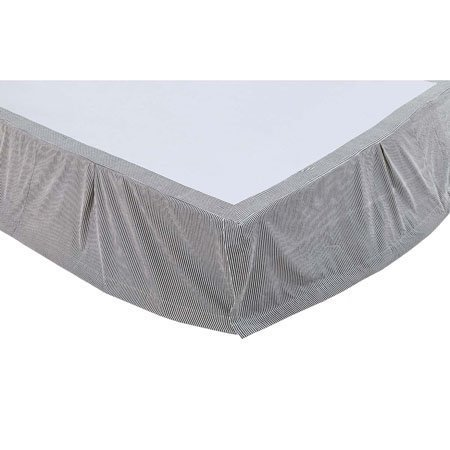 Lincoln Twin Size Bed Skirt Thumbnail