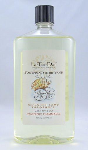 La Tee Da Fuel Fragrance Footprints in the Sand (32 oz.) Thumbnail