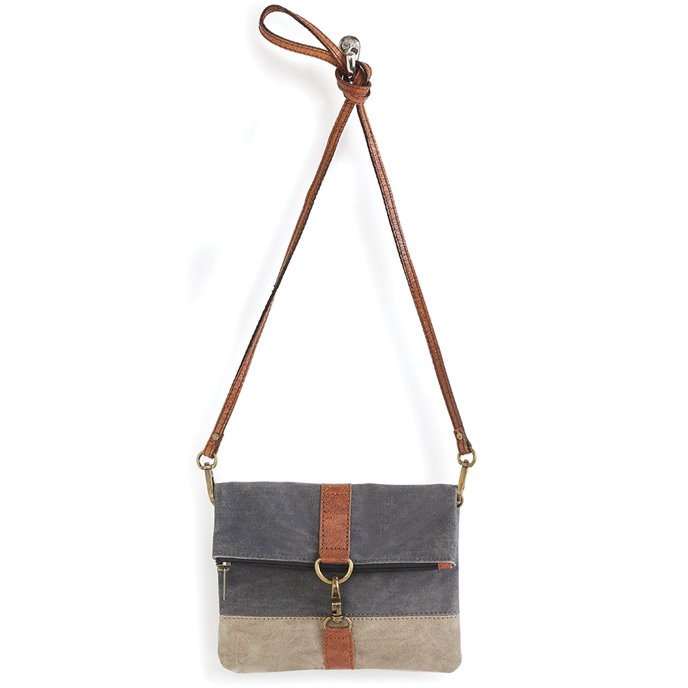 Mona B. Finley Cambridge Fold-over Crossbody Bag Thumbnail