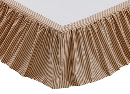Millie Twin Bed Skirt Thumbnail