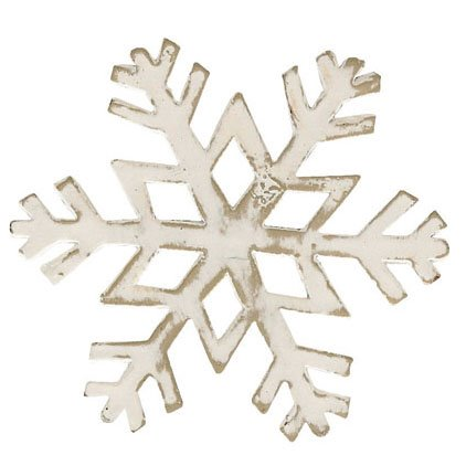 Snowflake Napkin Ring Thumbnail