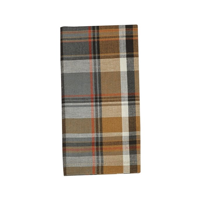 Roaring Thunder Plaid Napkin Thumbnail