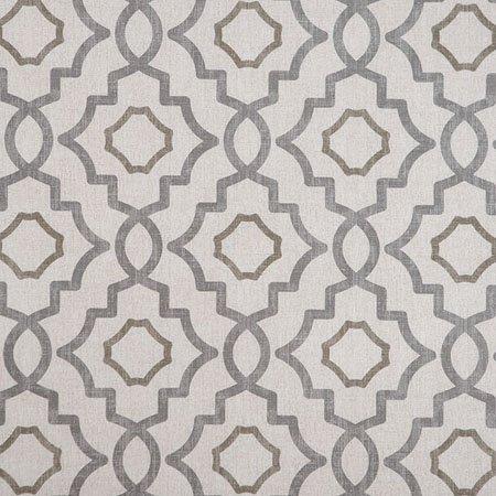 Salazar Geometric Print Fabric (Non-returnable) Thumbnail