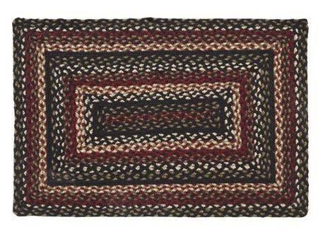 Tartan Rectangular 5 ft X 8 ft Rug Thumbnail