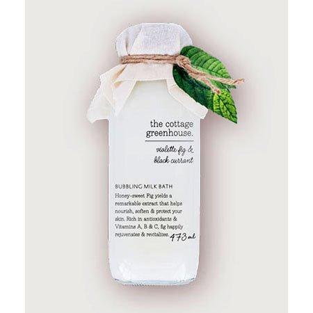The Cottage Greenhouse Violette Fig & Black Currant Bubbling Milk Bath Thumbnail
