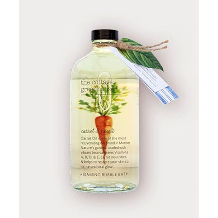 The Cottage Greenhouse Carrot & Neroli Foaming Bubble Bath Thumbnail