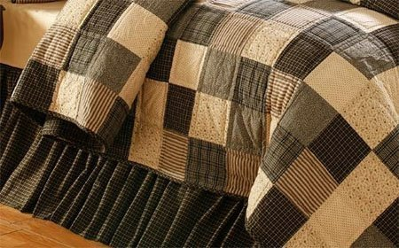 Kettle Grove Twin Bed Skirt Thumbnail