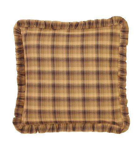 Prescott Ruffled Fabric Euro Sham Thumbnail
