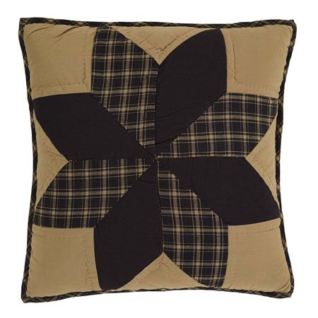 Dakota Star Quilted Pillow Thumbnail
