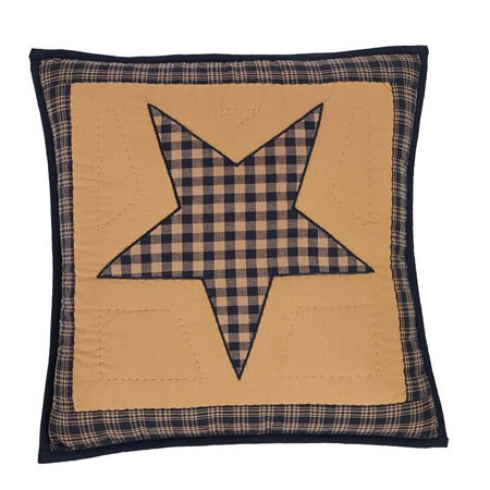 Teton Star Quilted Pillow Thumbnail