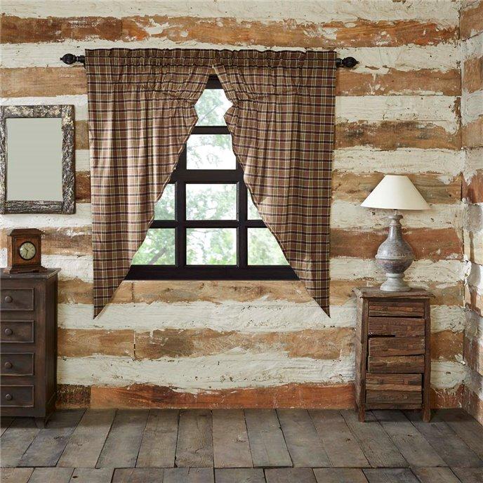 Wyatt Prairie Curtain set of 2 (63L x 36W) Thumbnail