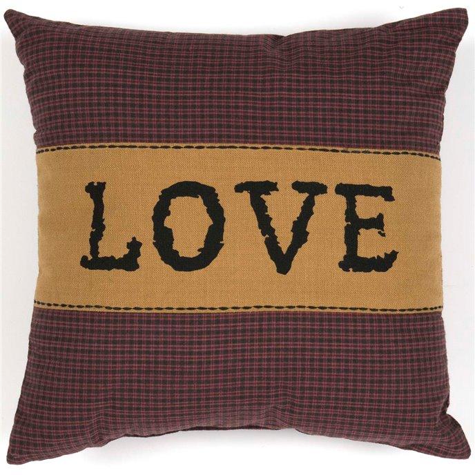 Heritage Farms Love Pillow Thumbnail