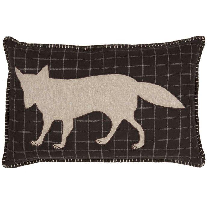 Wyatt Fox Applique Pillow Thumbnail