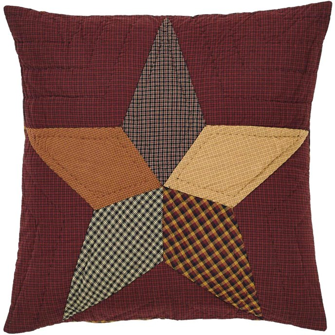 Folkways Star Quilted Euro Sham Thumbnail