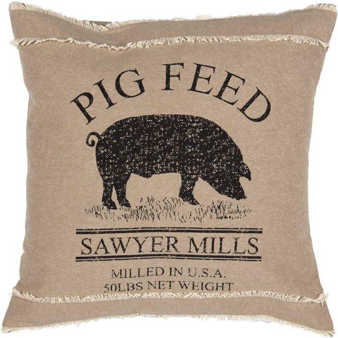 Sawyer Mill Pig Pillow Thumbnail