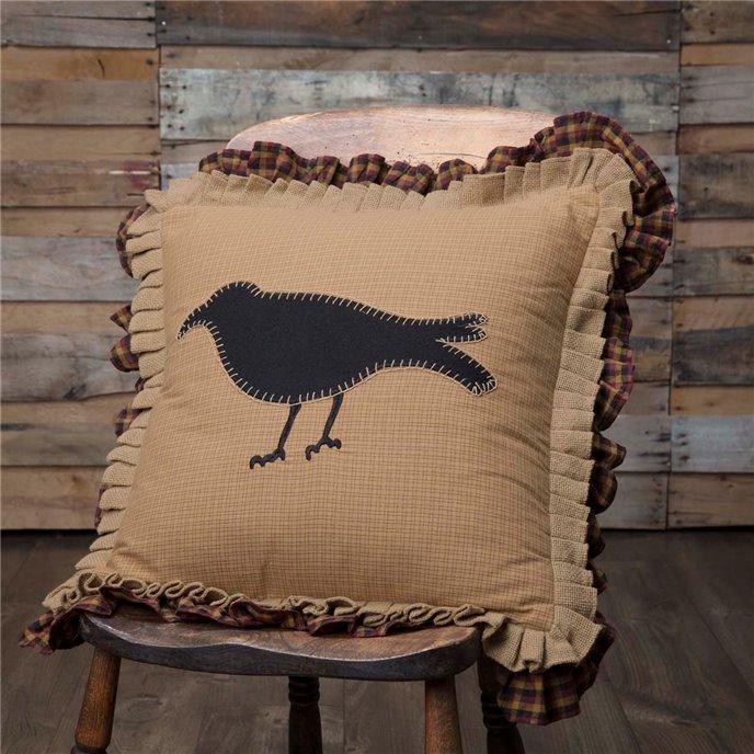 Primitive Crow Pillow Thumbnail