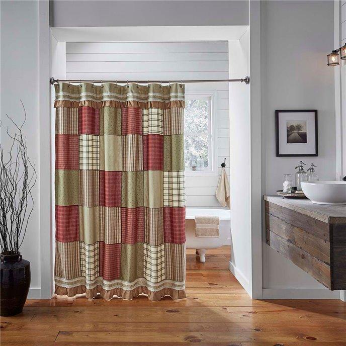 Prairie Winds Shower Curtain Thumbnail