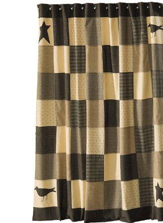 Kettle Grove Shower Curtain Thumbnail