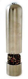 Electrix Stainless Steel Pepper Mill (9 in.) Thumbnail
