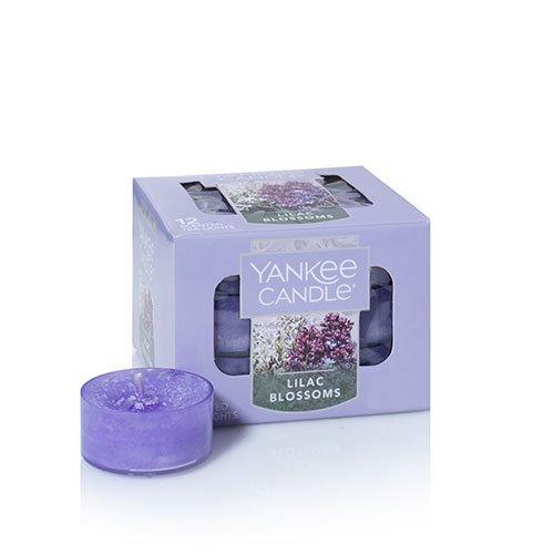 Yankee Candle Lilac Blossoms Tea Lights Thumbnail