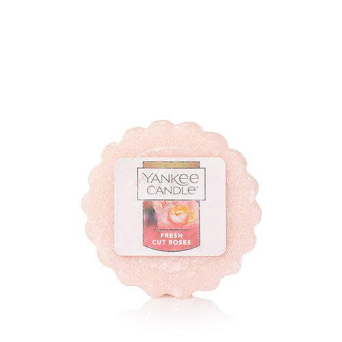 Yankee Candle Fresh Cut Roses Tarts Wax Potpourri Thumbnail