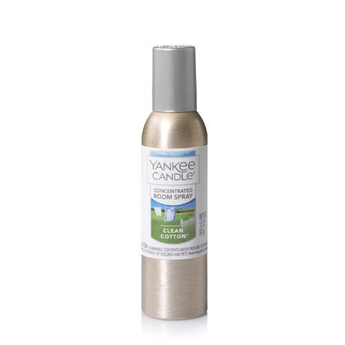 Yankee Candle Clean Cotton Concentrated Room Spray Thumbnail