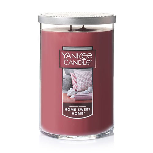 Yankee Candle Home Sweet Home Large 2 Wick Cylinder Candle Thumbnail