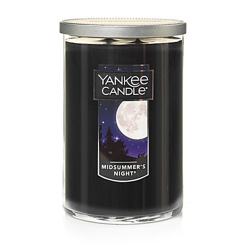 Yankee Candle Midsummers Night Large 2 Wick Tumbler Candle Thumbnail