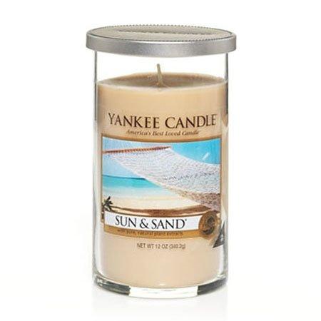 Yankee Candle Sun & Sand Medium Perfect Pillar Candle Thumbnail