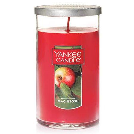 Yankee Candle MacIntosh Medium Perfect Pillar Candle Thumbnail