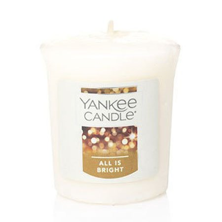 Yankee Candle All is Bright Votive Thumbnail