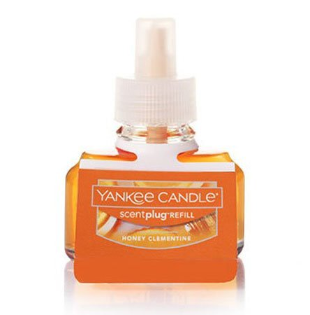 Yankee Candle Honey Clementine Electric Home Fragrancer Refill (Single) Thumbnail