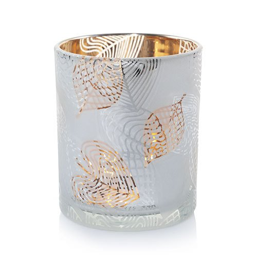 Yankee Candle Linear Leaves Votive Holder Thumbnail