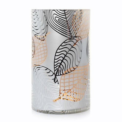 Yankee Candle Linear Leaves Jar Candle Holder Thumbnail