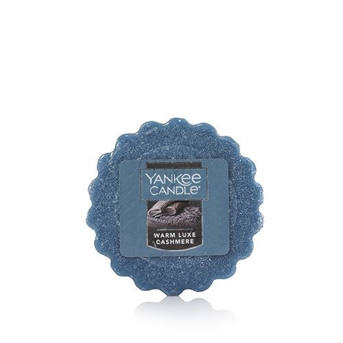 Yankee Candle Warm Luxe Cashmere Tarts Wax Potpourri Thumbnail