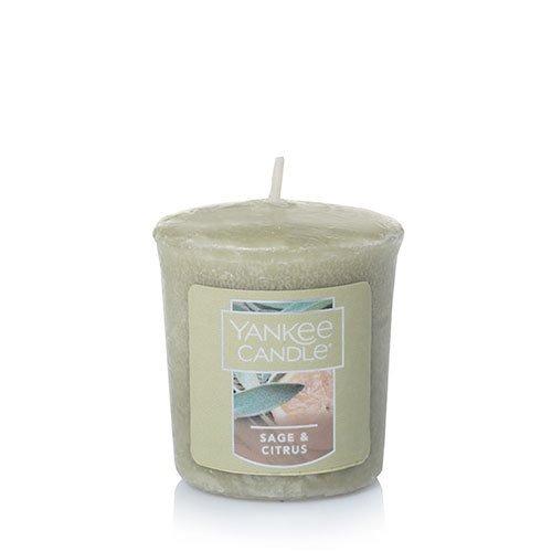 Yankee Candle Sage & Citrus Votive Thumbnail